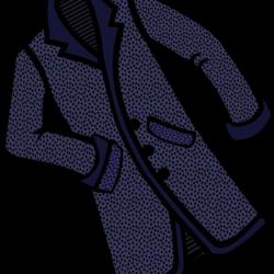 Moderní pánské kabáty