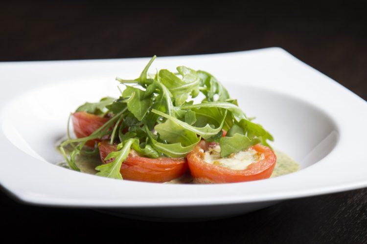Salát s rukolou