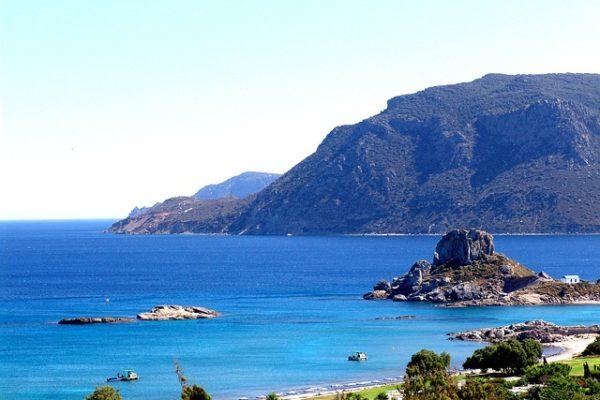 Ostrov Kos – Řecko