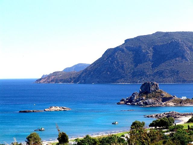 Řecko ostrov Kos