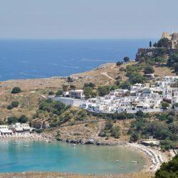 Ostrov Rhodos - Řecko
