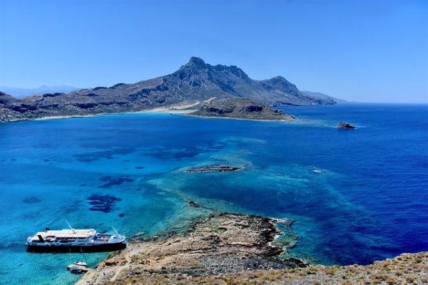 Ostrov Kréta – Řecko