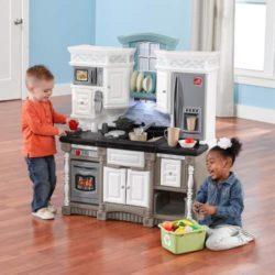 Kuchyňka na hraní nadchne malé i větší děti