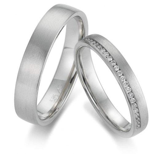 Víte, jaký je rozdíl mezi snubním a zásnubním prstenem?