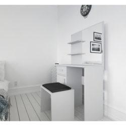 Toaletní stolek: Nenechte se rušit při vašich osobních rituálech