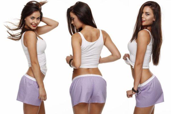 Správná žena ví, jaký střih spodního prádla jí sluší