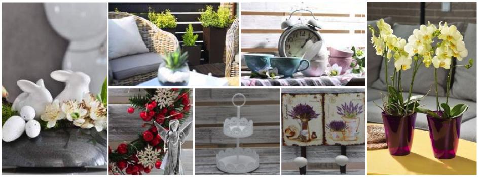Vytvořte si příjemný a krásný domov pomocí stylových dekorací