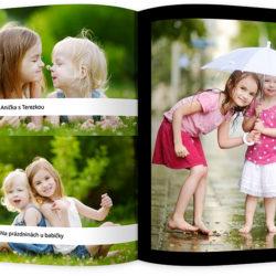 Fotokniha z vlastních fotek je nádhernou památkou i originálním dárkem