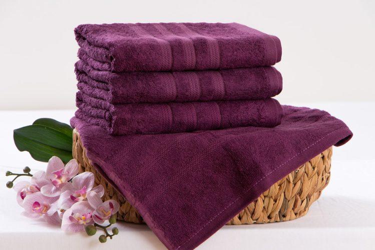 Jak správná žena pečuje o ručníky?