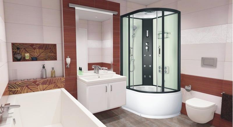 Proč zvolit sprchový box?